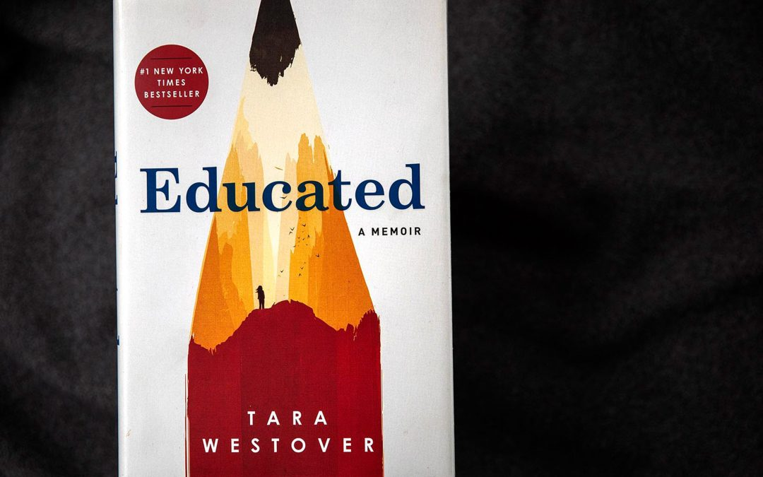 """Insight: Tara Westover and her book """"Educated"""""""
